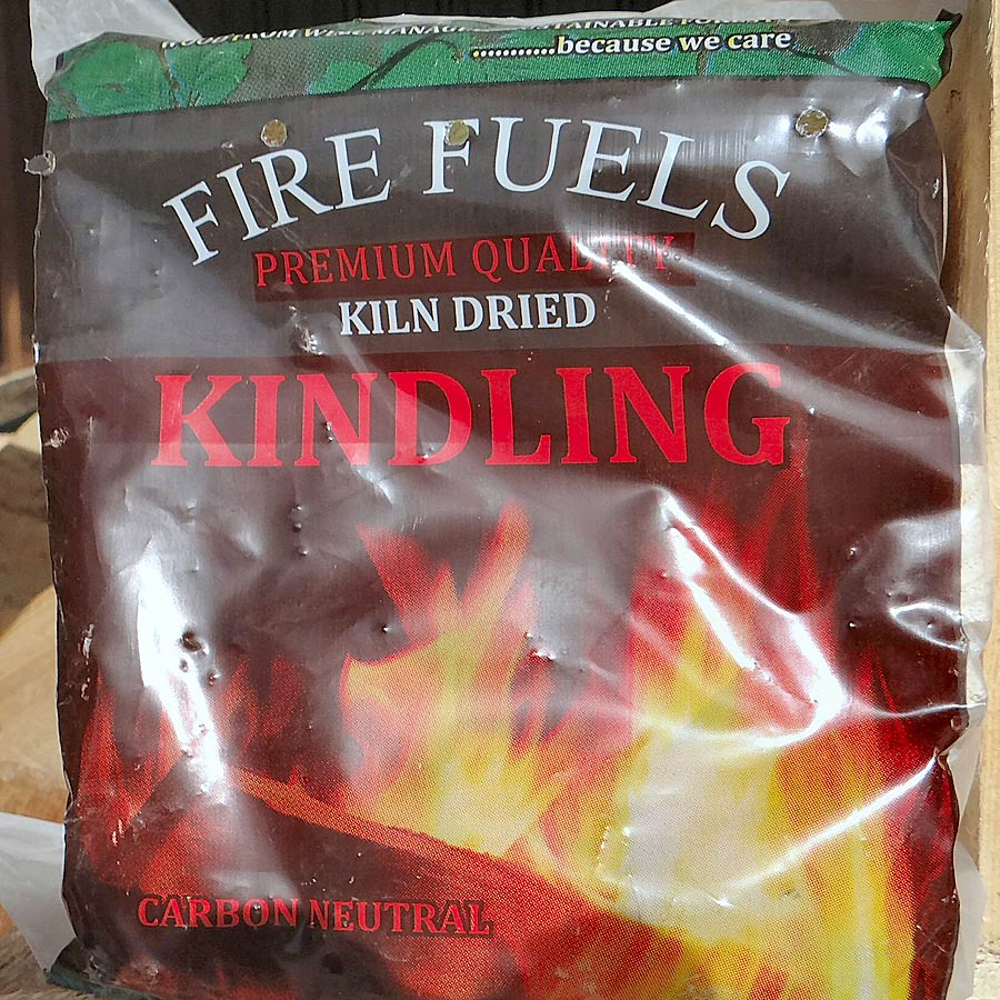 Kiln-Dried Hardwood Kindling