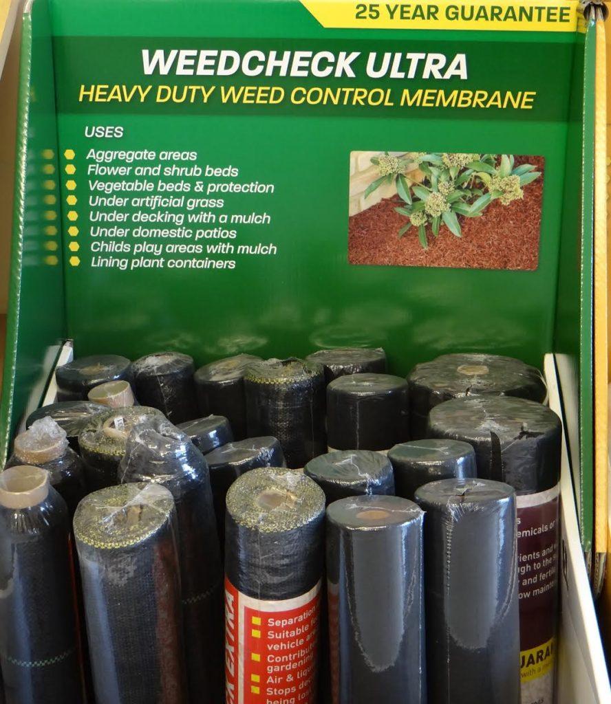 Weedcheck Ultra Membrane