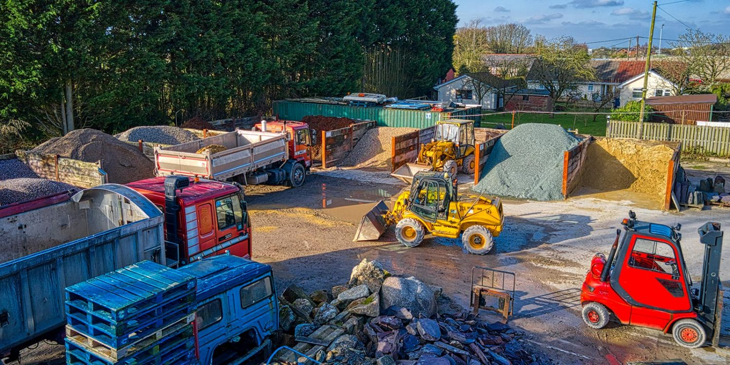 Sand, Gravel and Garden Products in West Lancashire from G&G Products